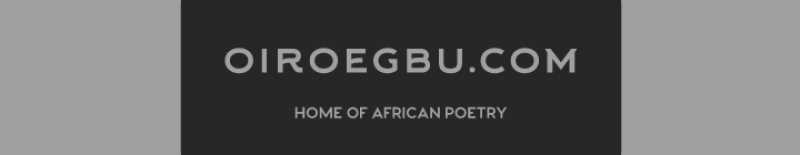 Oke Iroegbu's Muse/Poetry